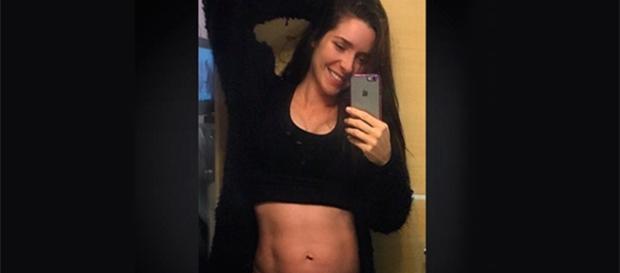 Ariadne Díaz presume su embarazo en redes sociales