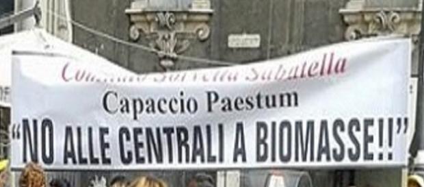Capaccio-Paestum dice NO alla centrale a biomasse