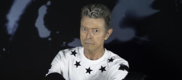 David Bowie, álbum Blackstar. 2016