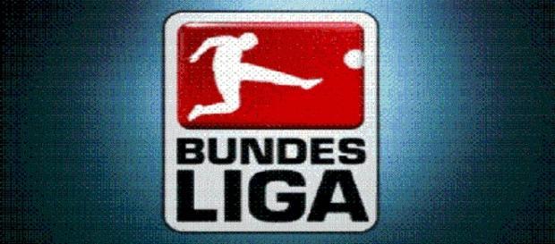 Logo Bundesligi. Logo Ligi niemieckiej.