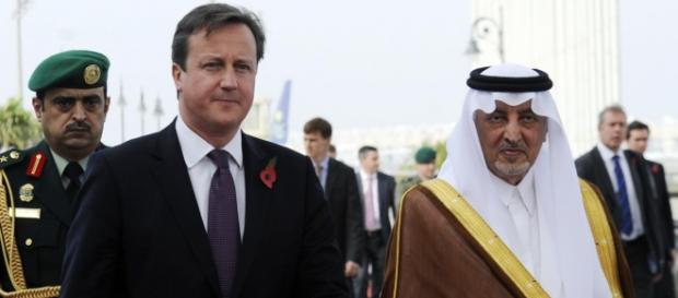 Le armi britanniche all'Arabia Saudita