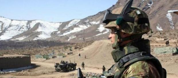 Le truppe italiane in Afghanistan