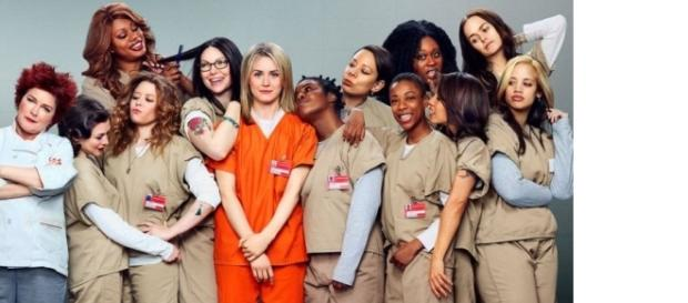 'Orange is the new Black', original da Netflix