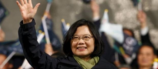 Taiwan elege a primeira mulher para presidente.