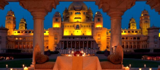 Umaid Bhawan Palace Jodhpur miglior hotel al mondo