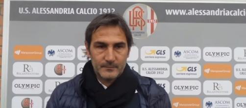 Coppa Italia, semifinale Alessandria-Milan