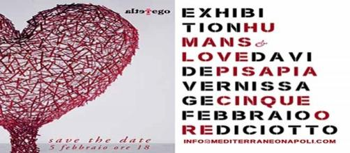 """Exhibition """"Humans & Love"""" by Davide Pisapia -"""
