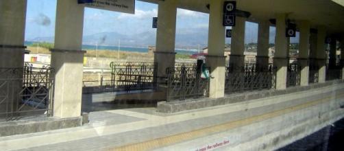 Stazione di Termini Imerese, luogo della violenza