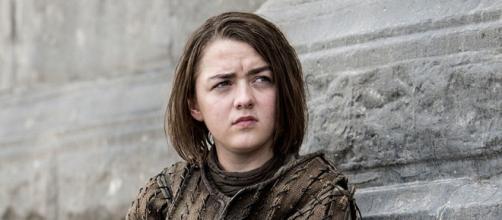 Maisie Williams es Arys Stark en 'Juego de Tronos'