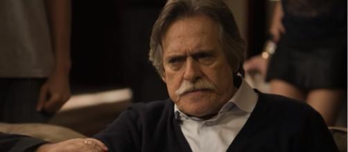 O ator interpreta Gibson em 'A Regra do Jogo'