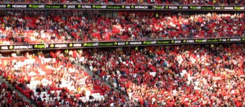 O Benfica joga hoje para a Taça da Liga