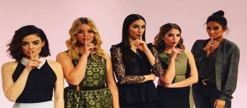 Pretty Little Liars 6, le quattro bugiarde