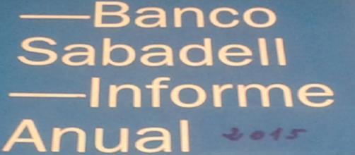 Resultados Banco Sabadell 2015