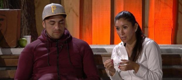 Angélica y Francisco en ¿Volverías con tu Ex?