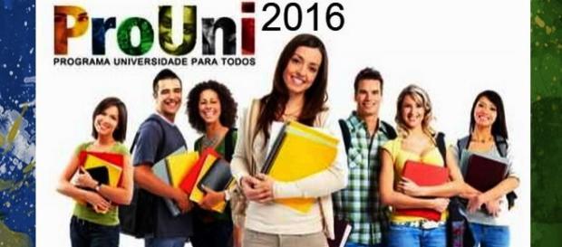 Consulta de bolsa no Prouni- Enem 2016
