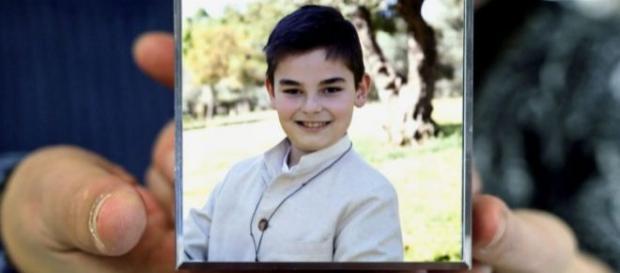 Diego, vittima di bullismo a scuola
