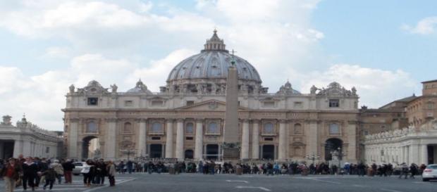 Imagen de la Basílica de San Pedro, Roma