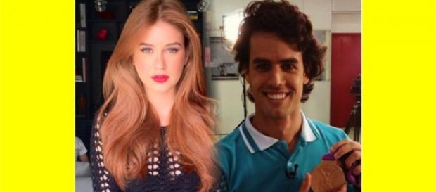 Marina Ruy Barbosa e Xandinho estão namomrando