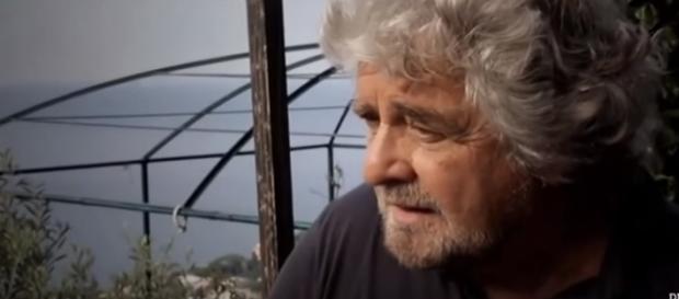 Sondaggi politici, Beppe Grillo