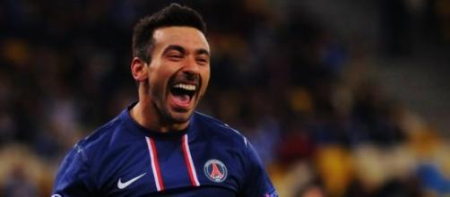 Calciomercato Inter: Lavezzi e altri due giocatori