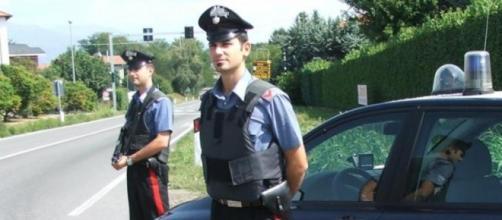 Carabinieri in servizio in Calabria