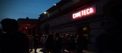 Cine, DocumentaMadrid, Al Esnaporaz