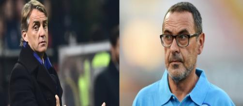 Continuano le polemiche sulla lite Sarri-Mancini.