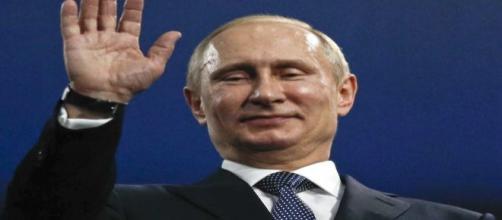 Vladimir Putin, presidente Confederazione Russa
