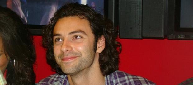 Aidan Turner proved to be popular in Poldark