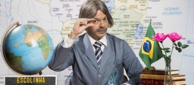 Bruno Mazzeo como Raimundo - Imagem: TV Globo