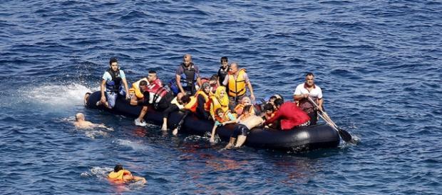 Polícia resgata mais de 1800 refugiados em 3 meses
