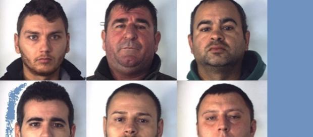 Proxeneții români au speriat Italia