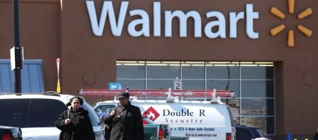 Rede americana de supermecados Walmart