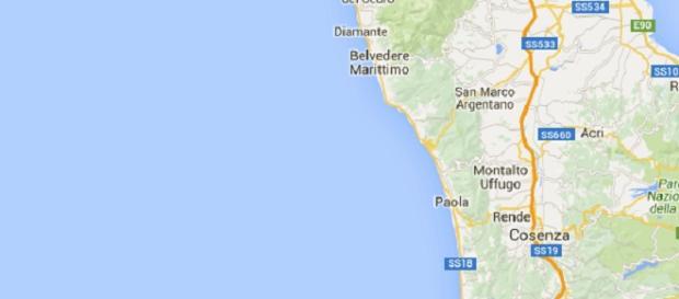 Scossa di terremoto nel Mar Tirreno
