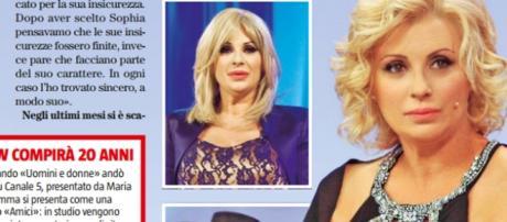 Gossip Uomini e Donne:Tina Cipollari critica tutti
