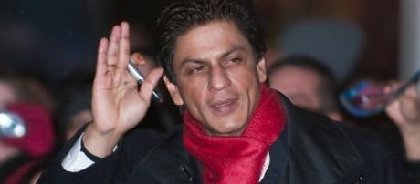 Shahrukh Khan on #fame from 31st January 2016