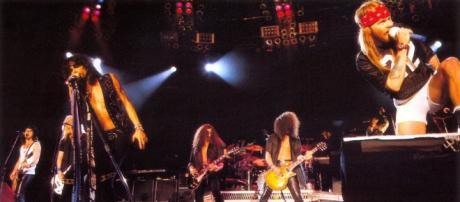 Steven Tyler ayudó a que Slash y Axl se reúnan