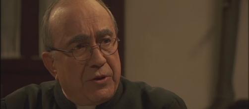Don Anselmo, storico sacerdote di Puente Viejo
