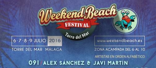 El Festival Weekend Beach Torre del Mar