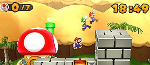 Expectations are high for the newest 3DS Mario