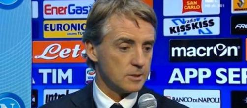 Mancini si scaglia contro Sarri
