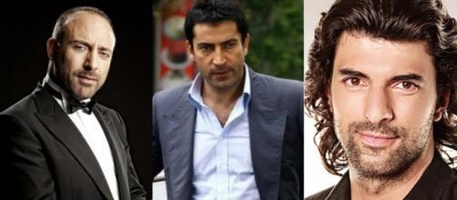 Os galãs mais bonitos das novelas turcas