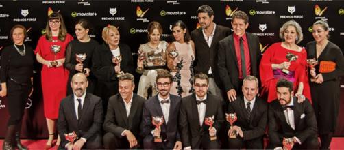 Palmarés Premios Feroz/Fotografía Cinthia Aparicio