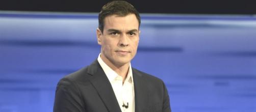 Pedro Sanchez, lider del Partido Socialista
