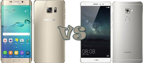 Samsung Galaxy S6 Edge+ vs Huawei Mate S