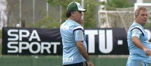 Técnico Marcelo Oliveira prepara equipe