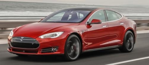 Tesla Model S, el vehículo 100% eléctrico
