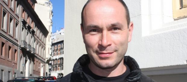 Anton Orlov, estudiante de Lama Ole Nydhal