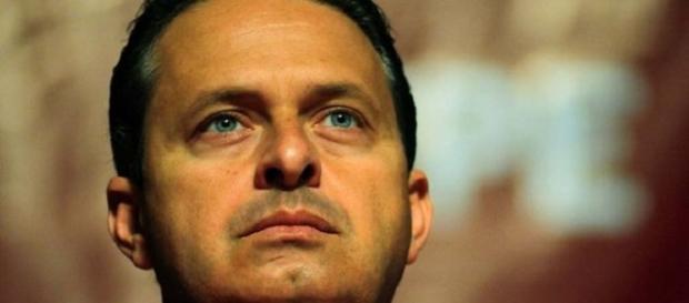 Eduardo Campos alguns dias antes da morte