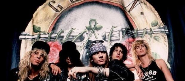 La banda a principio de los 90's (culturaocio.com)